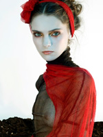 Editorial de moda, Halloween