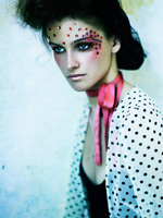 fashion editorial, Circus
