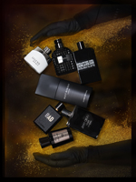 Magazine Hombre de Vanguardia -  Fragances Black Man